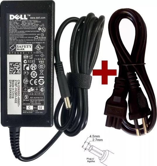 Fonte Carregador Original Dell Inspiron I15-5566-a10p Nova
