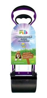 Recogedor De Desechos Perro Mini 38x11x10cm Fl8482