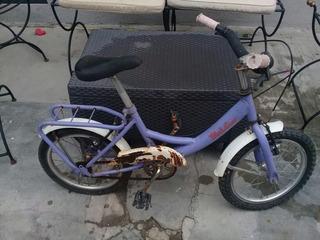 Bicicleta Nena Rod.14