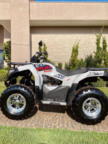 Imagem 1 de 13 de Quadriciclo Brutus 200cc 2020/21