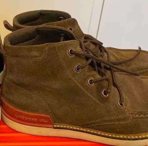 Botitas O Zapatos Lacoste