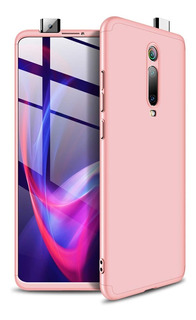 Funda Luxury 3 En 1 P/ Xiaomi Mi 9t Redmi K20 Pro + Glass