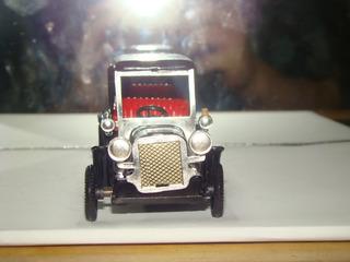 Tn Carrinho De Lata Japonês Cadillac 1910 B983