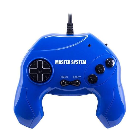 Console Master System Plug E Play Com 40 Jogos Tectoy