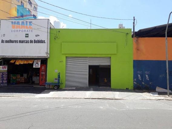 Salão Para Alugar, 113 M² Por R$ 3.000/mês - Centro - Campinas/sp - Sl0052