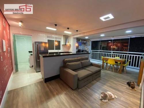 Maravilhoso Apartamento!!! - Ap4107