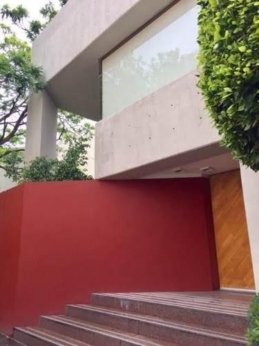 Espectacular Residencia Con Diseño Unico En El Pedregal