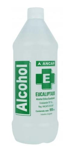 Alcohol Eucaliptado Ancap 950ml