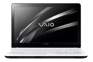 Notebook Vaio Intel I7 Ram 8gb 1tb Gris Fit15s