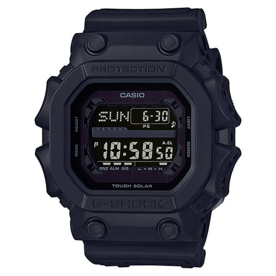 Relógio Masculino Casio Digital Gx-56bb-1dr - Preto
