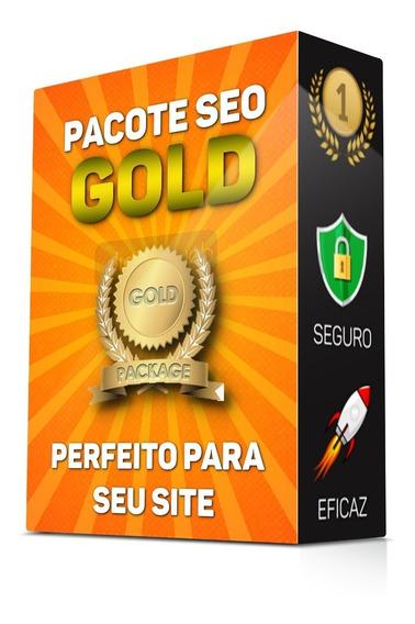 Pacote Backlinks Seo Gold Pack Alta Competitividade