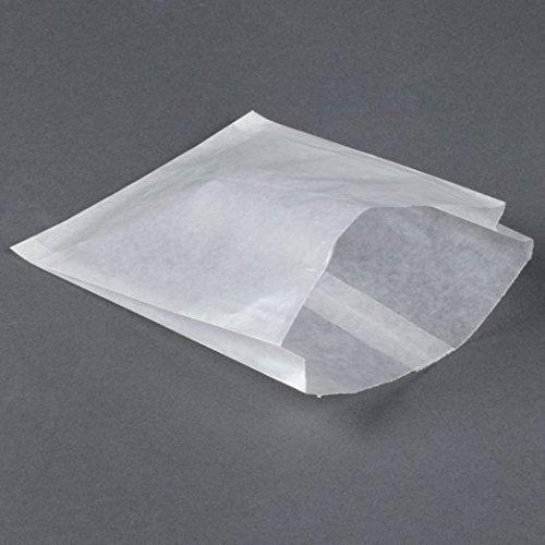 Bolsa De Papel Encerado Glassine Flat Glassine Papel Forrado