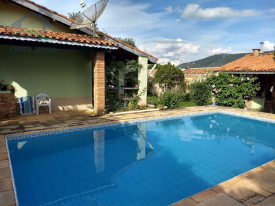 Casa Com 03 Dorms, Recreio Maristela, Atibaia - R$ 850.000,00, 224m² - Codigo: 1762 - V1762
