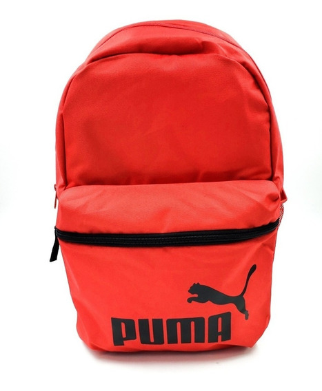 Mochila Escolar Puma 075487 22l Original