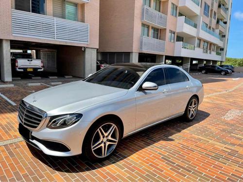 Mercedes-benz Clase E 2017 2.0 Exclusive