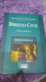 Livro Direito Civil- Direitos Reais