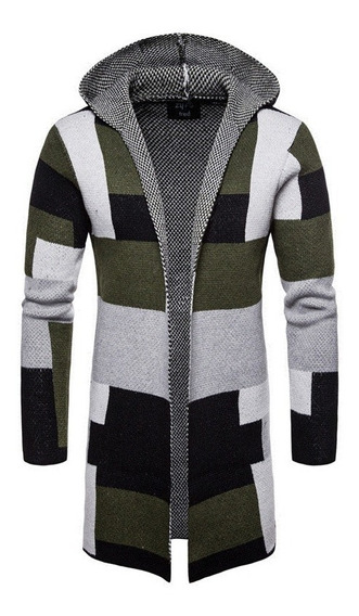 Sobretudo Trench Coat Masculino Frank Capull Ref 819
