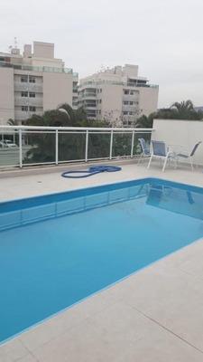 Flat Com 1 Dormitório À Venda, 30 M² Por R$ 280.000 - Camboinhas - Niterói/rj - Fl0009