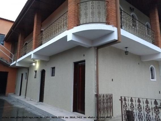 Kitnet Para Locação Em Sorocaba, Jardim Abaeté, 1 Dormitório, 1 Banheiro, 1 Vaga - Loc-653_1-952651