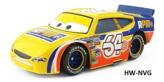 Disney Cars Rpm #64 Corredor Copa Pistão Mattel Loose
