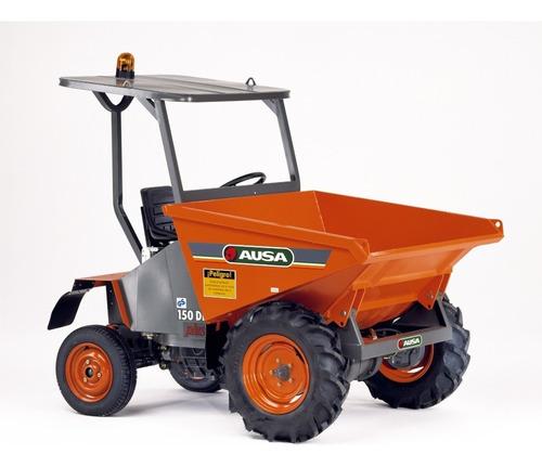 Dumper Nuevo Ausa D175 Oportunidad
