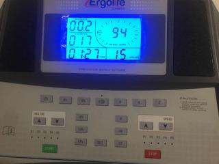 Esteira Elétrica Ergolife 16km/h