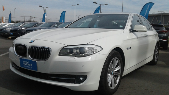 Bmw 520d Aut 2014 Impecables Condiciones
