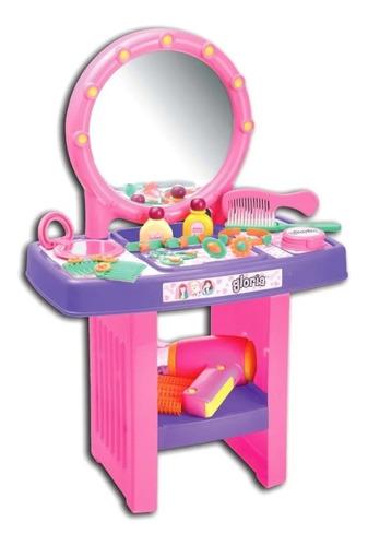 Belleza Tocador Infantil Chico Juego Nena Maquillaje Accesor