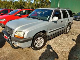 Chevrolet Blazer 2.8 Dlx 4x4 5p Diesel Motor Mwm 2.8