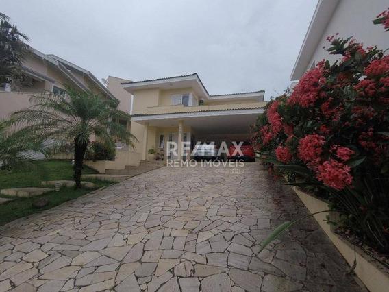 Casa Residencial Para Locação, Condomínio Reserva Colonial, Valinhos. - Ca5888