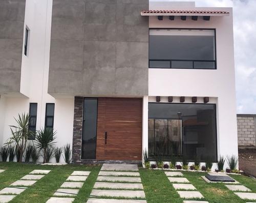 Imagen 1 de 1 de Casa Nueva, Moderna, Equipada Fraccionamiento Los Frailes