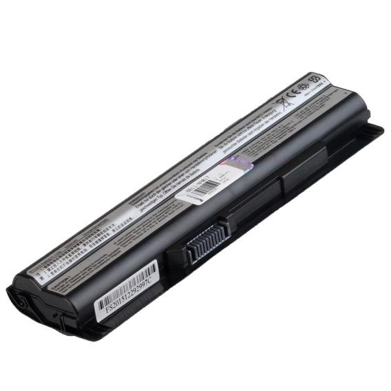 Bateria Para Notebook Msi Ge620