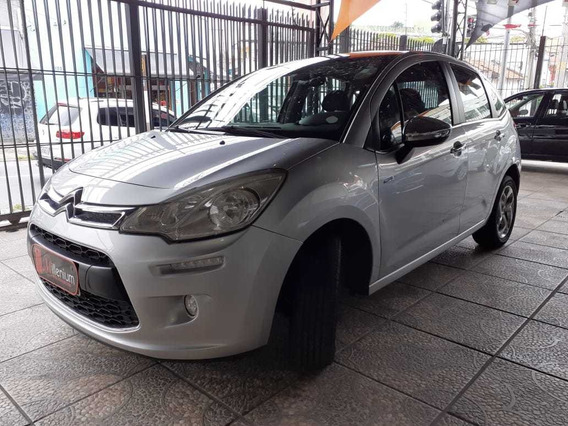 Citroën C3 1.6 Exclusive 16v 4p 2013
