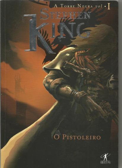 A Torre Negra Vol I O Pistoleiro, De Stephen King