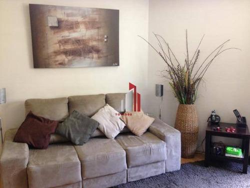 Imagem 1 de 16 de Apartamento Com 2 Dormitórios À Venda, 58 M² Por R$ 348.900,00 - Vila Siqueira (zona Norte) - São Paulo/sp - Ap0416