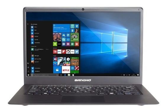Notebook Banghó Zero Intel Celeron Ssd 120gb 4gb 14¨ Fhd W10