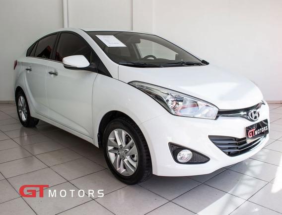 Hyundai Hb20s 1.6 Premium 16v 2015 Branca Flex