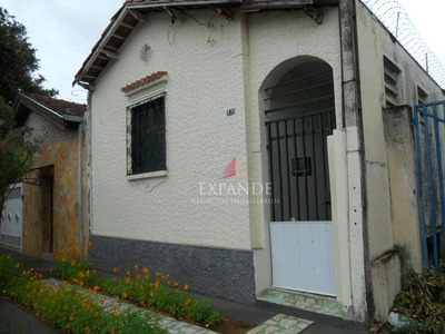 Casa Com 2 Dormitórios Para Alugar Por R$ 450/mês - Ca0561
