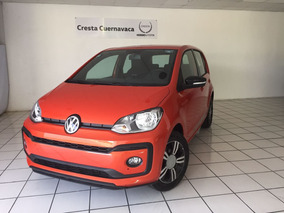 Volkswagen Up! 1.0 L3 Connect Cresta Cuernavaca
