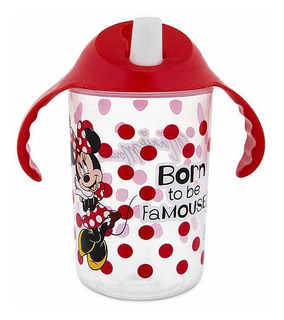 Vaso De Minnie Mouse Original De Disney Store