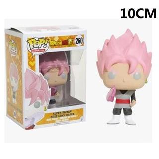 Funko Pop Super Saiyan Rose Goku Black #260 - Miltienda