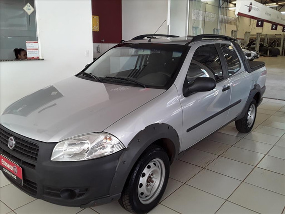 Strada 1.4 Mpi Working Cd 8v Flex 2p Manual