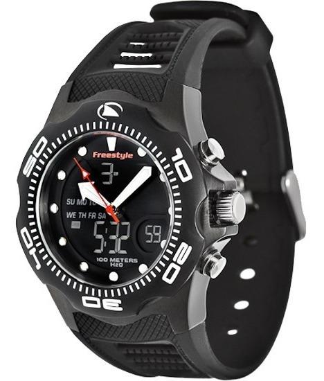 Relógio Fs81241 Analógico/digital Shark X 2.0 Freestyle