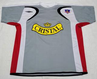 Camisa Colo Colo Do Chile Anos 00
