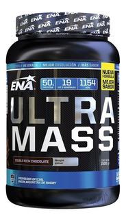 Ultra Mass 1,5 Kg Ena Sport Ganador De Peso Gainer