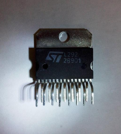 10 Circuito Integrado L292 Retirado Equip Ok Temos Tb L293b