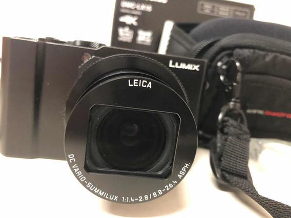 Lumix Lx10 / Lx15 Panasonic 4k Lente Leica