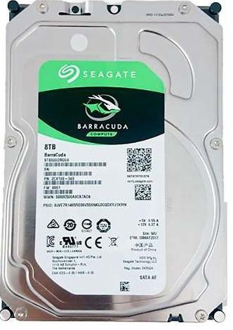 Hd Barracuda Seagate 8tb Sata 256mb 5900rpm Pra Desktop