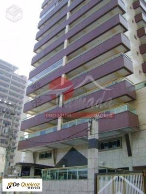 Apartamento Em Praia Grande De Frente Para O Mar - 0549 - 33127275
