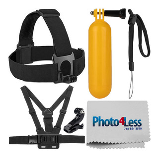 Gopro Accessory Bundle For Cameras Floating